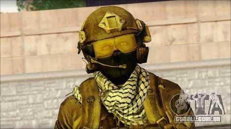 Lutador OGA (MoHW) v1 para GTA San Andreas terceira tela