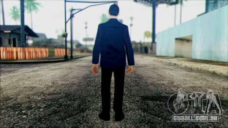 Somybu from Beta Version para GTA San Andreas segunda tela