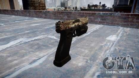 Pistola Glock de 20 viper para GTA 4 segundo screenshot