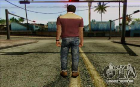 Trevor Phillips Skin v6 para GTA San Andreas segunda tela