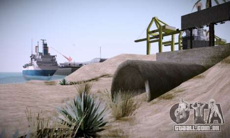 Graphic mod for Medium PC para GTA San Andreas terceira tela