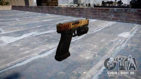 Pistola Glock de 20 de elite para GTA 4 segundo screenshot