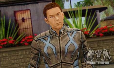 Айсмен (X-Men, O Jogo Oficial) para GTA San Andreas terceira tela