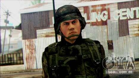 Soldados da guarda Nacional dos estados unidos ( para GTA San Andreas terceira tela