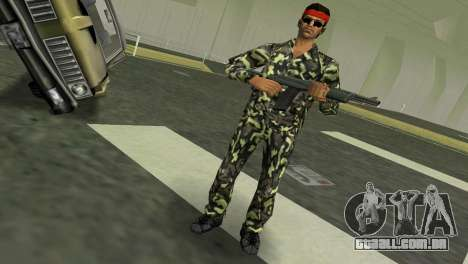Camo Skin 03 para GTA Vice City segunda tela