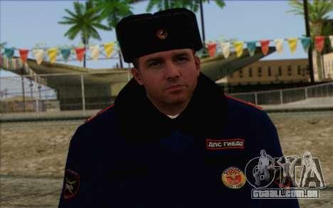 DPS Pele 2 para GTA San Andreas terceira tela