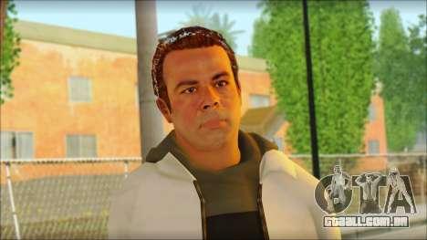GTA 5 Ped 6 para GTA San Andreas terceira tela