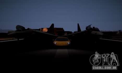 ENB Series by phpa v5 para GTA San Andreas nono tela