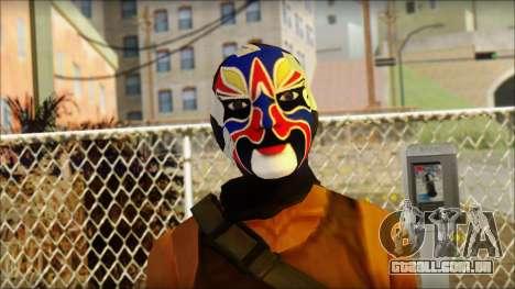 Rob v2 para GTA San Andreas terceira tela