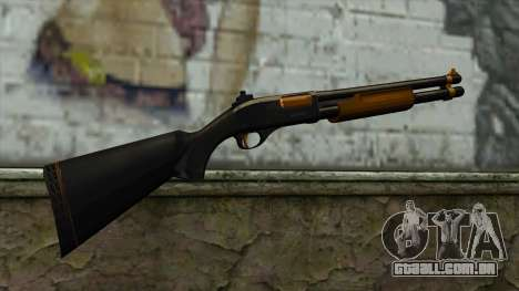 Nitro Shotgun para GTA San Andreas segunda tela