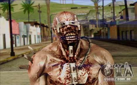 Fleshpound para GTA San Andreas terceira tela