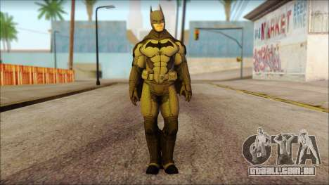 Batman From Batman: Arkham Origins para GTA San Andreas