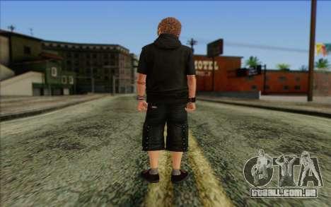GTA 5 Wade Hebert para GTA San Andreas segunda tela