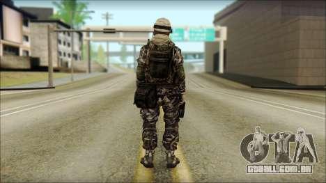 MP from PLA v1 para GTA San Andreas segunda tela