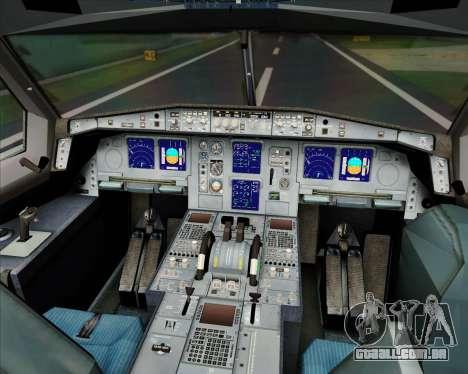 Airbus A330-323 Malaysia Airlines para as rodas de GTA San Andreas