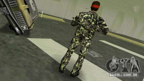 Camo Skin 03 para GTA Vice City terceira tela