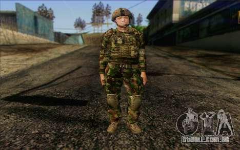 Soldados britânicos (ArmA II: BAF) v1 para GTA San Andreas