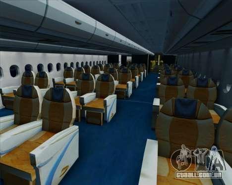 Airbus A380-800 All Nippon Airways (ANA) para as rodas de GTA San Andreas