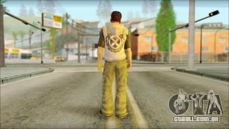 Iceman Street v2 para GTA San Andreas segunda tela