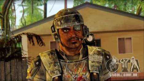 O próximo Capítulo (Aliens vs. Predator 2010) v1 para GTA San Andreas terceira tela