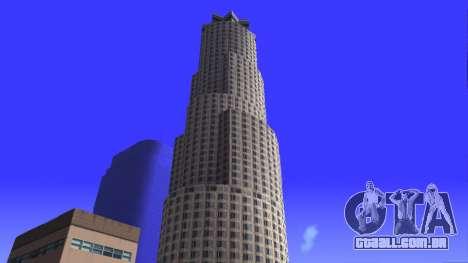 HD textura quatro arranha-céus de Los Santos para GTA San Andreas sétima tela