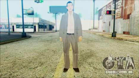 Triadb from Beta Version para GTA San Andreas