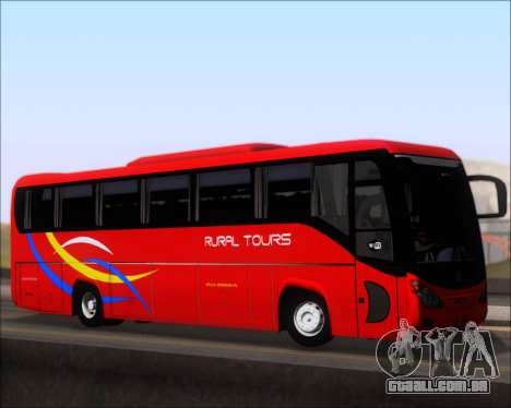 Yanson Viking 4th Generation Rural Tours 10010 para GTA San Andreas esquerda vista