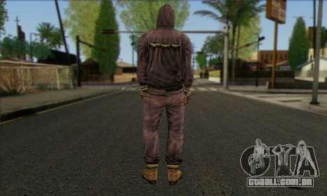 Gangster Joker (Injustiça) para GTA San Andreas segunda tela