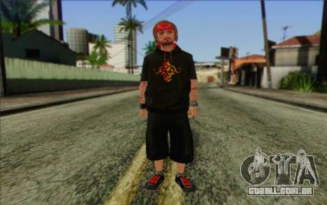 GTA 5 Wade Hebert para GTA San Andreas