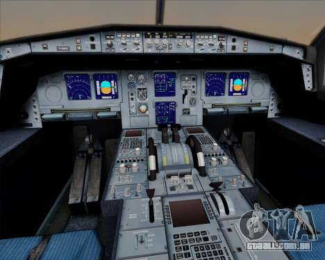 Airbus A330-300 Air Berlin para as rodas de GTA San Andreas