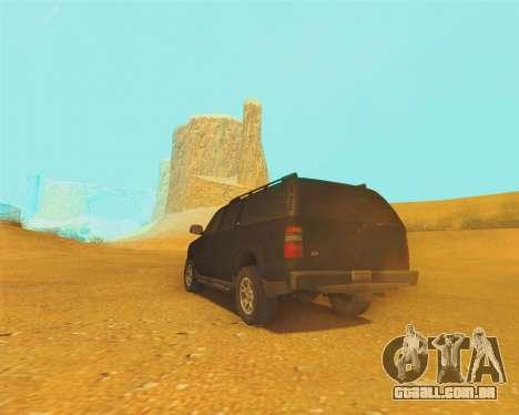 LS ENB by JayZz para GTA San Andreas segunda tela