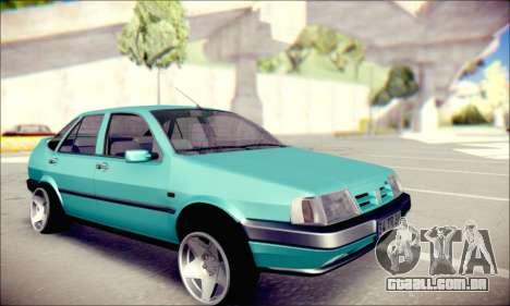 Fiat Tempra TR para GTA San Andreas esquerda vista