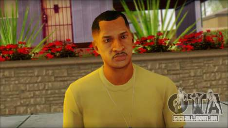 GTA 5 Soldier v2 para GTA San Andreas terceira tela