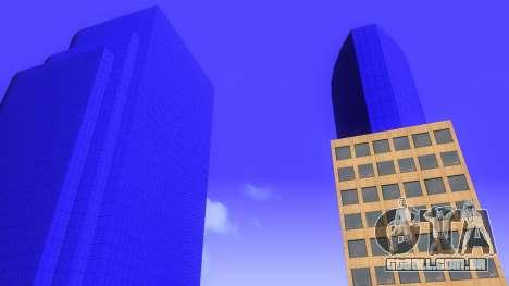HD textura quatro arranha-céus de Los Santos para GTA San Andreas sexta tela
