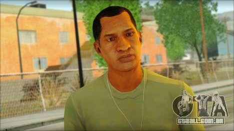 GTA 5 Soldier v3 para GTA San Andreas terceira tela