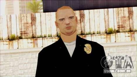Lapd1 from Beta Version para GTA San Andreas terceira tela