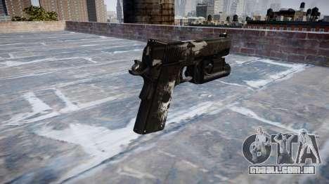 Arma Kimber 1911 Fantasmas para GTA 4 segundo screenshot
