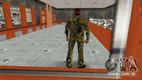 Camo Skin 16 para GTA Vice City segunda tela