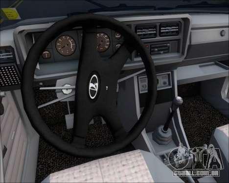 LADA 2107 para o motor de GTA San Andreas