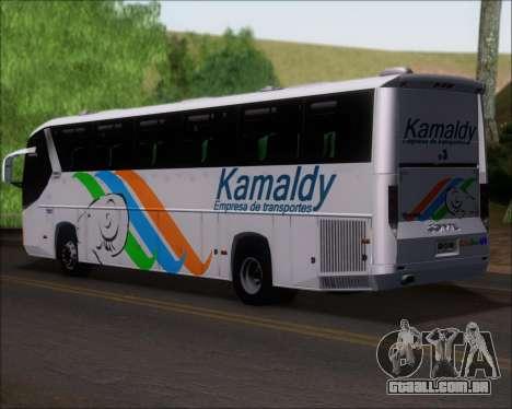Comil Campione 3.45 Scania K420 Kamaldy para GTA San Andreas vista direita