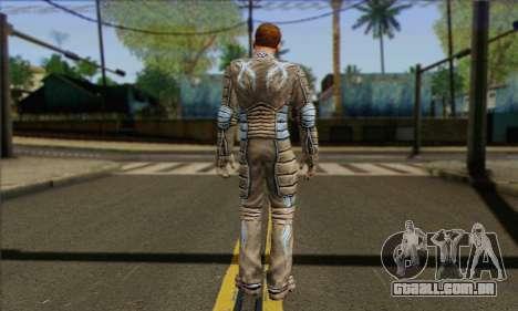 Айсмен (X-Men, O Jogo Oficial) para GTA San Andreas segunda tela