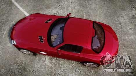 Mercedes-Benz SLS AMG [EPM] para GTA 4 vista direita