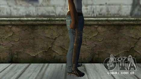 Trabuco from Assassins Creed 4: Freedom Cry para GTA San Andreas terceira tela