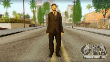 GTA 5 Ped 12 para GTA San Andreas