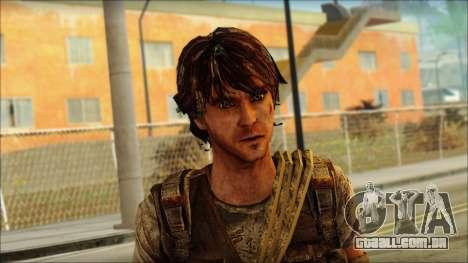 Adam (Eu Estou Vivo) para GTA San Andreas terceira tela