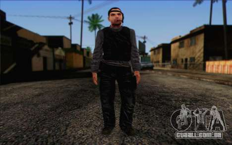 Reynolds from ArmA II: PMC para GTA San Andreas