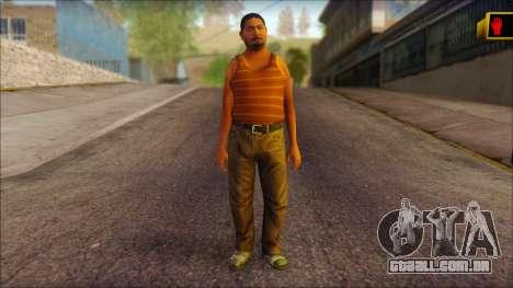 GTA 5 Ped 14 para GTA San Andreas