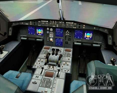 Airbus A330-300 Virgin Atlantic Airways para as rodas de GTA San Andreas