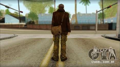 Sean Delvin para GTA San Andreas segunda tela
