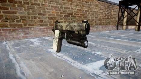 Arma Kimber 1911 Benjamins para GTA 4